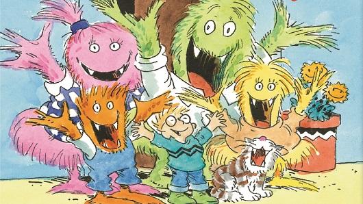 Familie Monster brüllt los